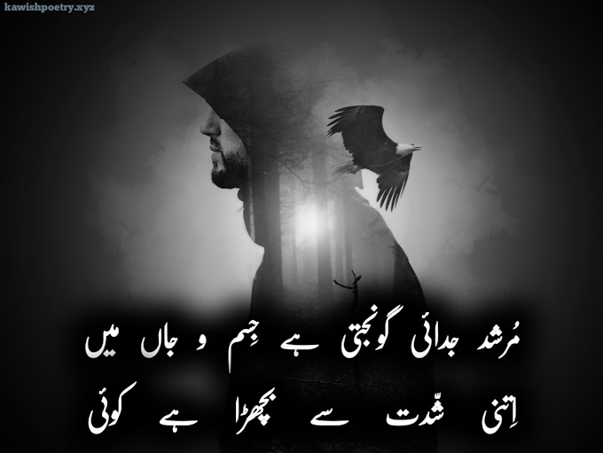 50+ Judai Poetry | Judai Poetry In Urdu