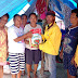Mahasiswa UT Bursel Serahkan Bantuan Bagi Korban Gempa