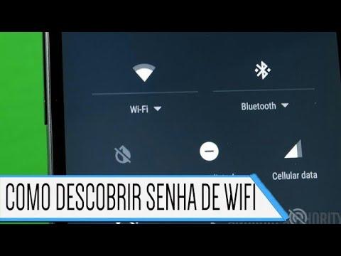 Como Descobrir Senha De Wifi Sem Estar Conectado Sem Root