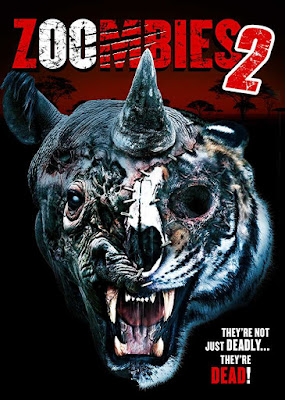 Poster Zoombies 2 2019 Dual Audio HD 720p