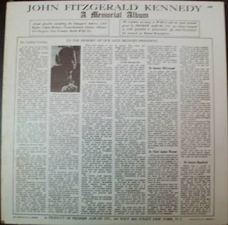 jfk record album