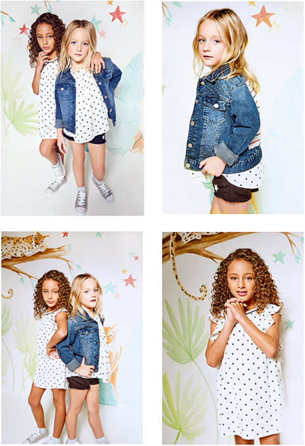 moda infantil nina 2018