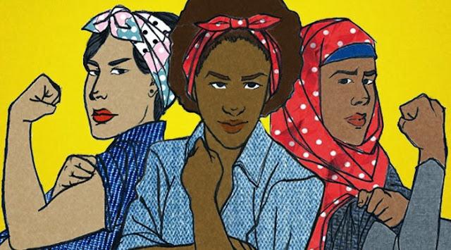 Resultado de imagem para we can do it feminismo