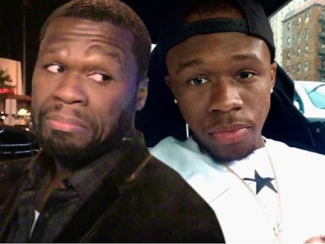 50 Cent Disowns His Own Son On Social Media
