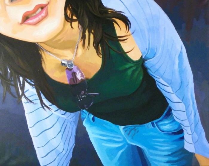 Кубинский художник-реалист