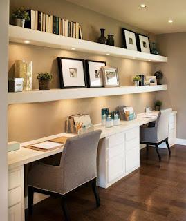 مكاتب بالصور منزلية