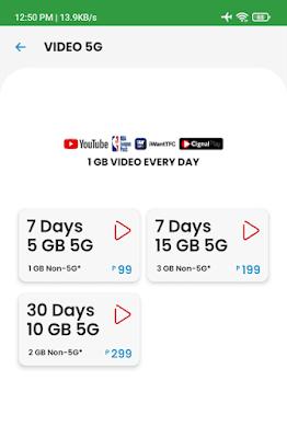 Video 5G Gigalife