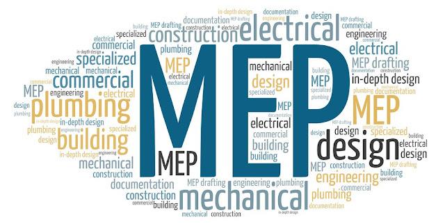 ما هو MEP Design تصميم السباكة والهندسة الكهربائية والميكانيكية؟