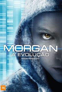 Morgan: A Evolução - BDRip Dual Áudio
