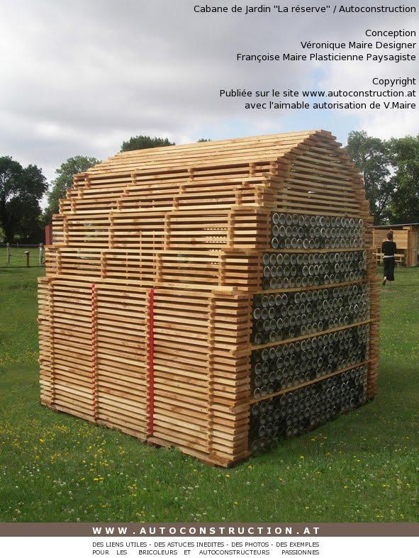 autoconstruction abri jardin. Black Bedroom Furniture Sets. Home Design Ideas