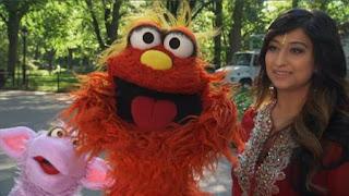 Murray, Ovejita, People in Your Neighborhood, Bollywood choreographer Pooja Narang, Sesame Street Episode 4321 Lifting Snuffy season 43