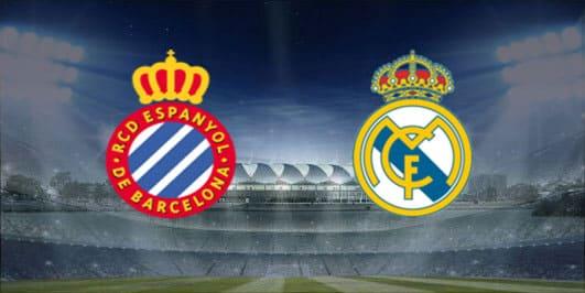 مباراة ريال مدريد واسبانيول بتاريخ 07-12-2019 الدوري الاسباني