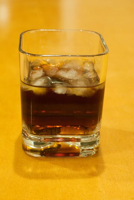 black russian cocktail, vodka, kahlua, coffee liqueur