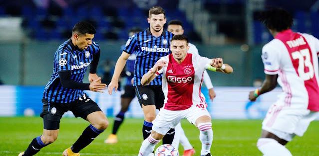 Atalanta vs Ajax – Highlights