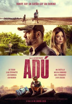 Adu [Un mundo prohibido] [2020] [NTSC/DVDR- Custom HD] Castellano/Ingles/Francés