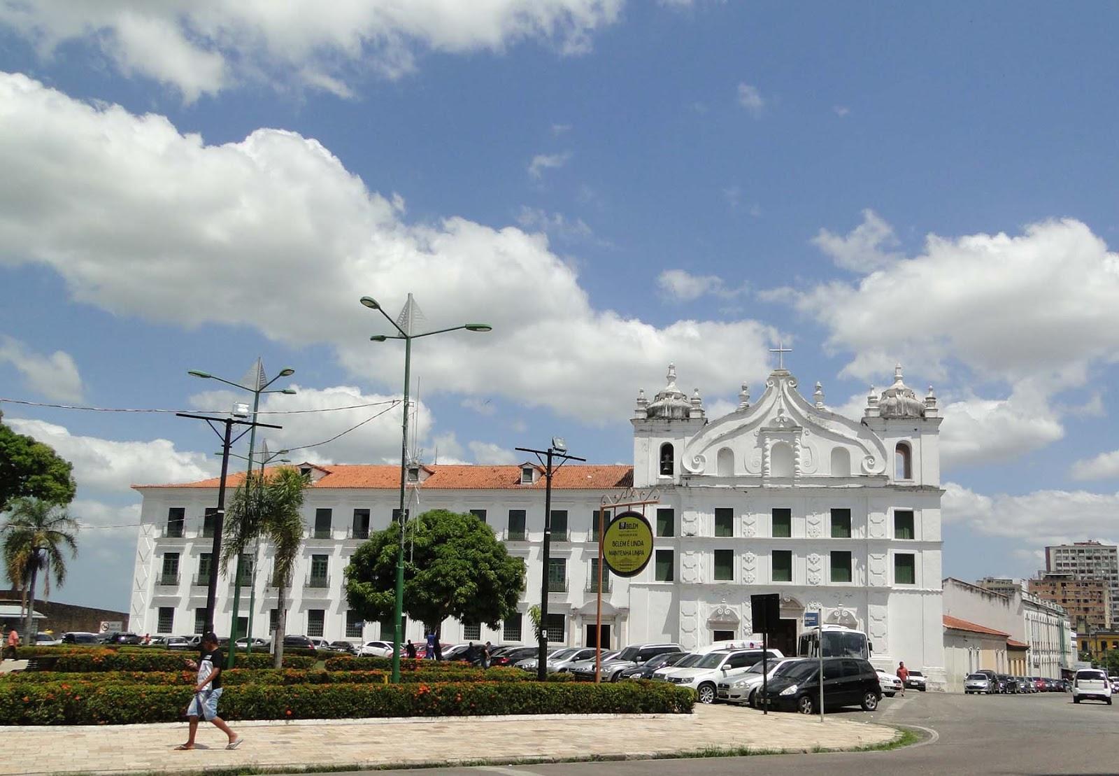 Museu de Arte Sacra, Belém do Pará.