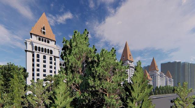 Dự án Sunshine Empire thừa hưởng từ Ngôi trường liên cấp chuẩn Canada đẳng cấp tại Hà Nội