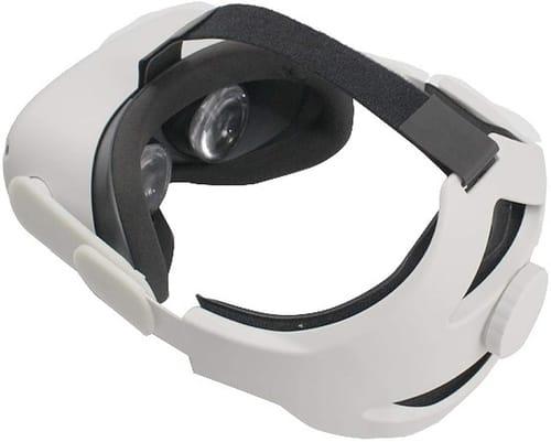 Bitcircuit Adjustable Head Strap for Oculus Quest 2 VR