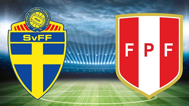 Sweden vs Peru Full Match Replay 09 June 2018