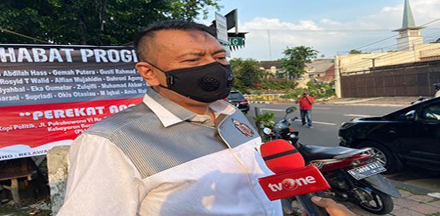 Soal Rencana Kepulangan, Kapitra Ampera: Kadang Pendukung HRS Lebay
