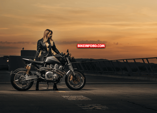 Yamaha XJR1300 (Volpi) Cafe Racers HD Images, Specs, Top Speed, Parts & History