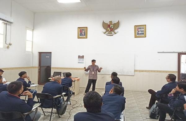 Lapasda Tangerang Gelar Perkuliahan Perdana Semester IV Kepada 33 Mahasiswa Kampus Kehidupan