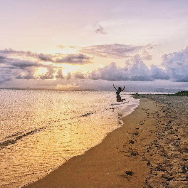 Sunset on Vieques - Punta Area - Kelsey Social