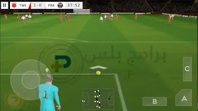 صور من داخل لعبة Dream League Soccer 2021