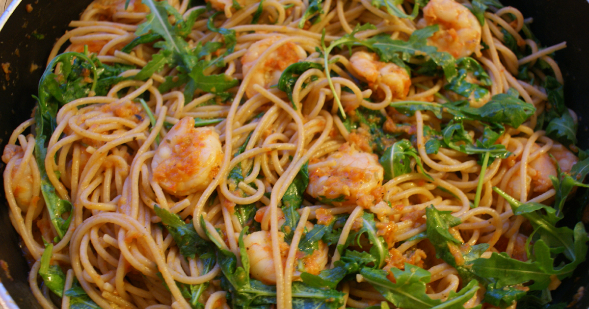 knoflook spaghetti sonja bakker