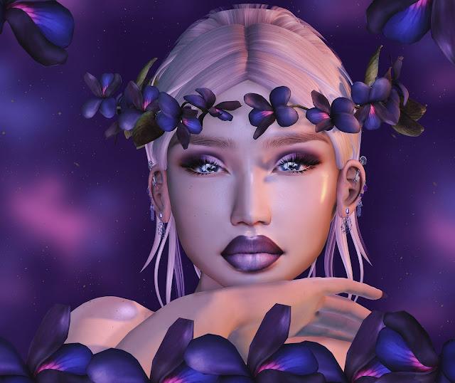 A garden of purple is always in bloom