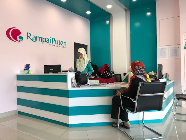 Delivery Rampai Puteri Medical Centre