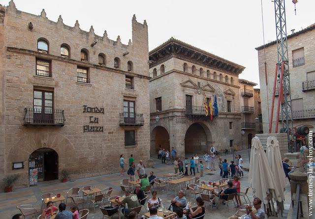Valderrobres viaje escapada comarca del Matarraña  Teruel viaje
