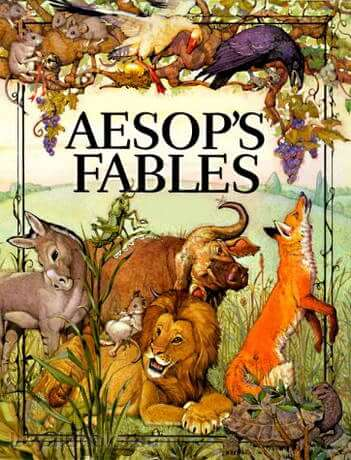 10 Must-Read Books That Changed The World - Aesop's Fables