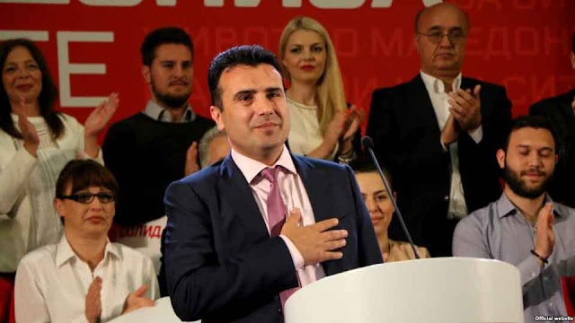 Zaev takes over Ministry of Finance as Prime Minister