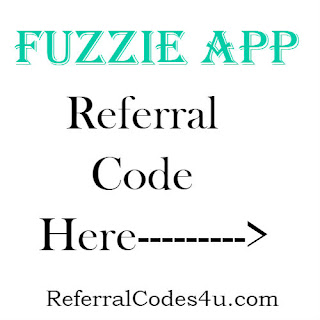 Fuzzie App Referral Code, Bonus Code, Reviews & Invite Code 2020