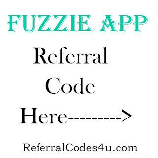 Fuzzie App Referral Code, Bonus Code, Reviews & Invite Code 2021