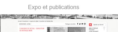 Expos et publications