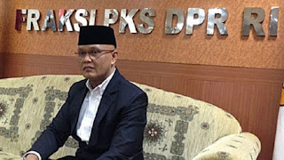 Sekretaris Fraksi PKS DPR, Sukamta
