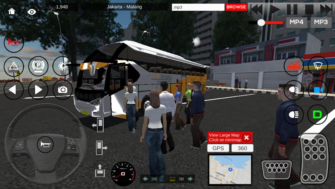 IDBS Bus Simulator Hileli APK - Sınırsız Para Hileli APK