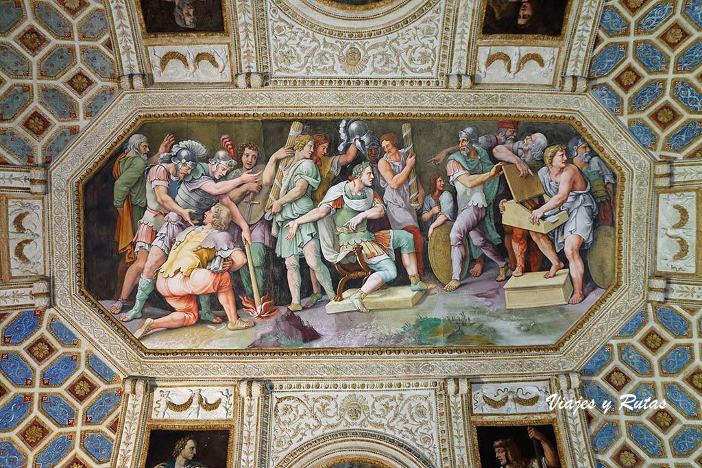 Palazzo Te, Mantua