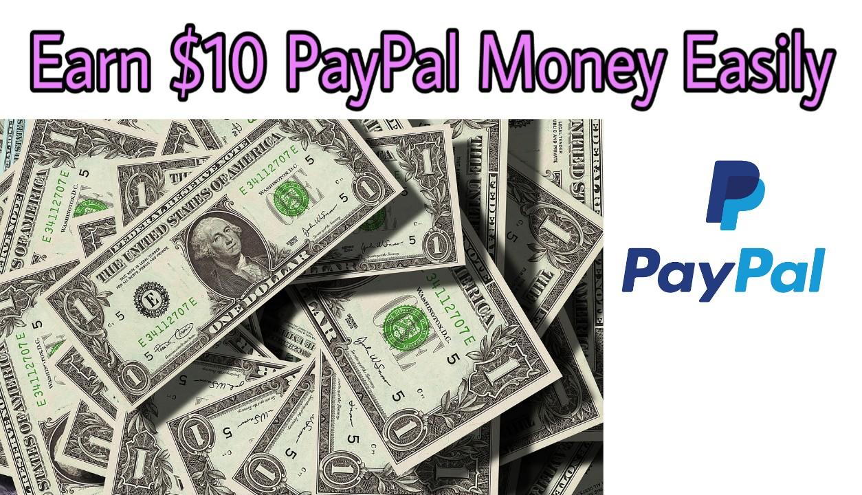 Earn $10 daily PayPal Cash 100% guarantee