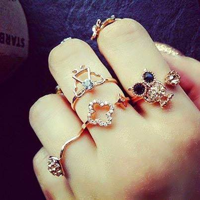 Cute Wallpapers Of Pineapples Cute Amp Trendy Rings For Fashion Girls Calgary Edmonton