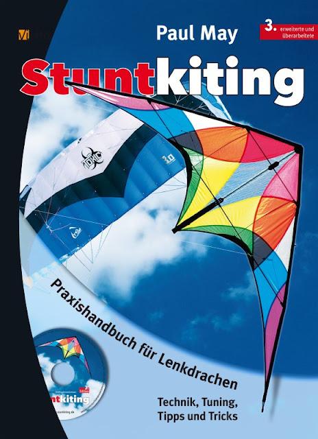"""Das Bücherboot: Kinderbücher vom Drachen steigen lassen (+ Verlosung). Ein Klassiker und Praxishandbuch: """"Stuntkiting"""" von Paul May."""