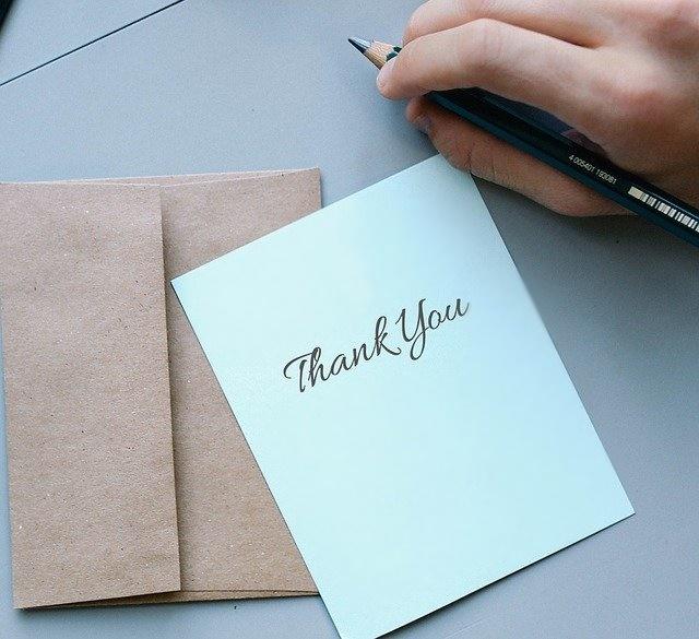 ازرع السعادة من خلال تدوين الأشياء الجيدة في دفتر الامتنان