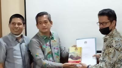 Ketua Bapemperda Promosikan Sutera Ke Anggota DPRD Kota Palopo