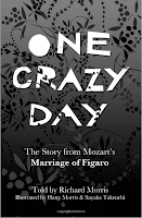 Richard Morris, Hetty Morris and Sayaka Takeuchi - One Crazy Day