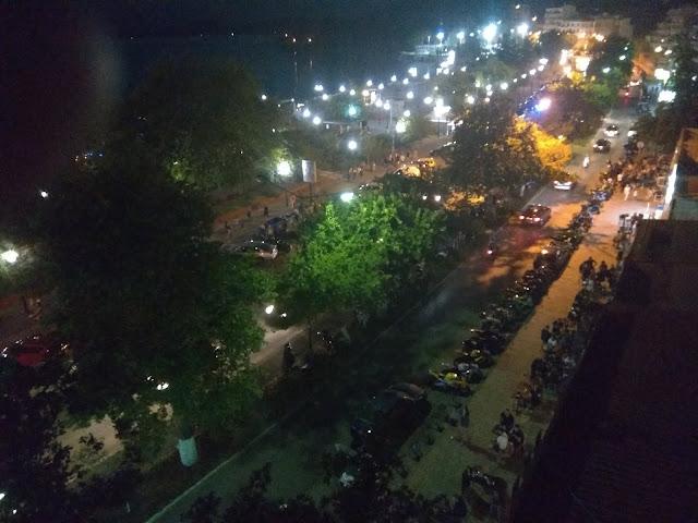 Ηγουμενίτσα: Ένταση μεταξύ μοτοσικλετιστών και αστυνομίας εχτές το βράδυ - Μία προσαγωγή (+ΒΙΝΤΕΟ)