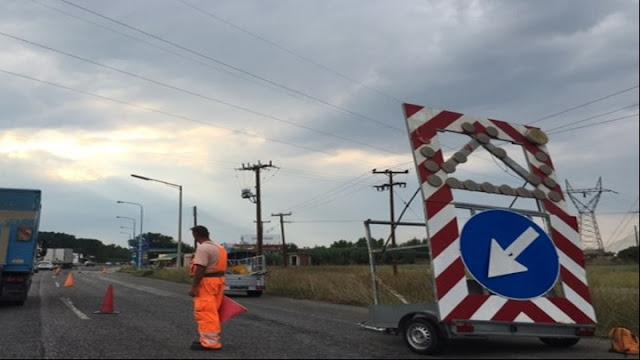 Κυκλοφοριακές ρυθμίσεις στον αυτοκινητόδρομο Κόρινθος- Τρίπολη- Καλαμάτα και Λεύκτρο - Σπάρτη