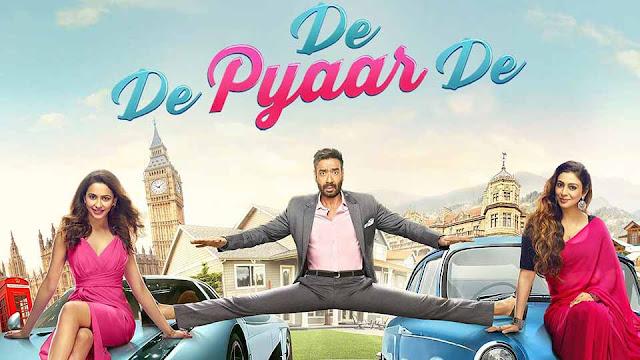 De De Pyaar De full movie download 720p,
