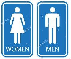 differenciate signmen between man and woman garment